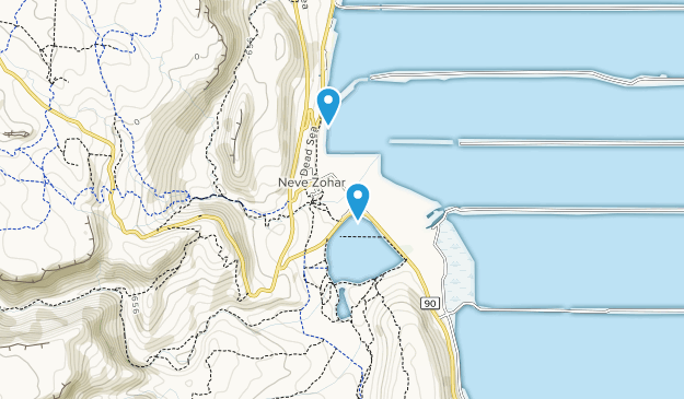 Newe Zohar, HaDarom Map