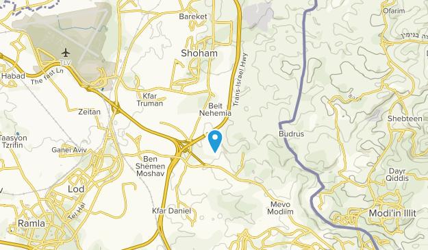 Bet Nehemya, HaMerkaz Map