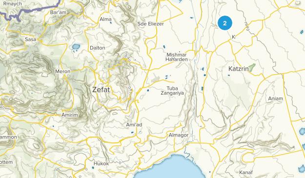 Al Ḩulwī, HaZafon Map