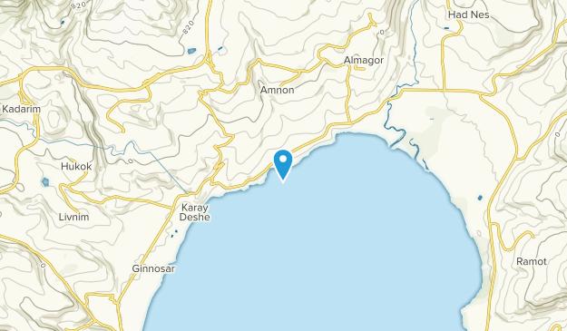 Kare Deshe, HaZafon Map