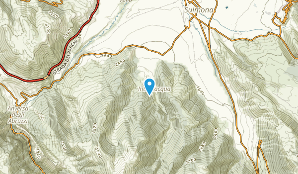 Introdacqua, AQ Map