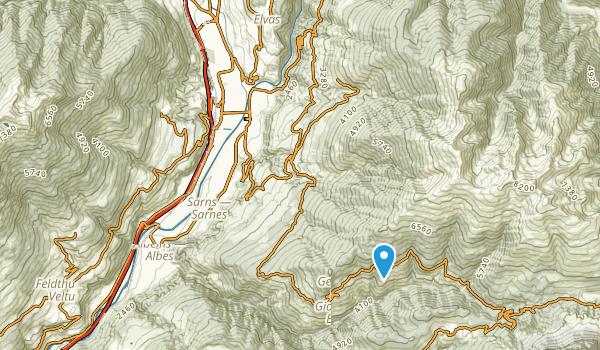 Bressanone - Brixen, Bolzano/Bozen Map
