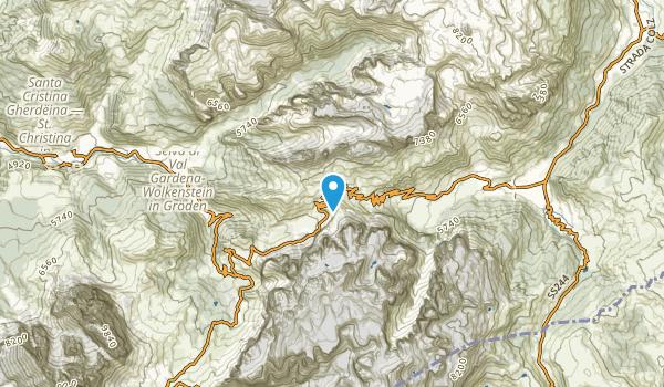 Discarica d'Inerti, Bolzano/Bozen Map