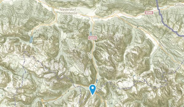 Dobbiaco, Bolzano/Bozen Map