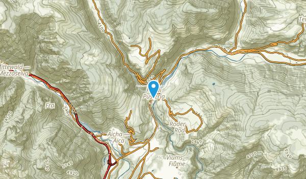 Pusteria, Bolzano/Bozen Map