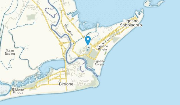 Best Trails Near Lignano Sabbiadoro Friuli Venezia Giulia
