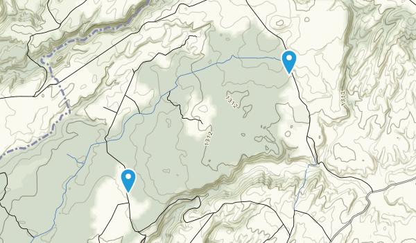 Farnese, Lazio Map