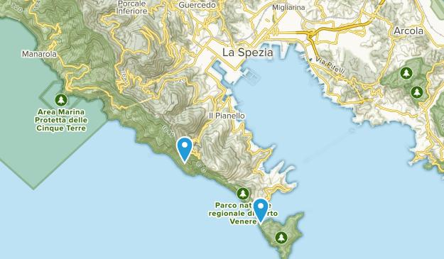 Best Trails Near La Spezia Liguria Italy Alltrails