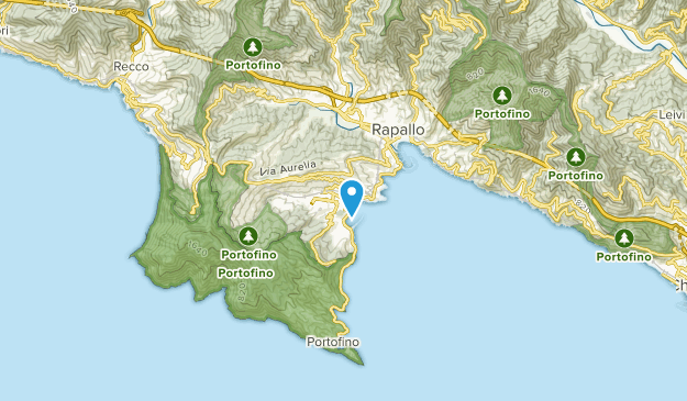 Best Trails near Santa Margherita Ligure, Liguria Italy