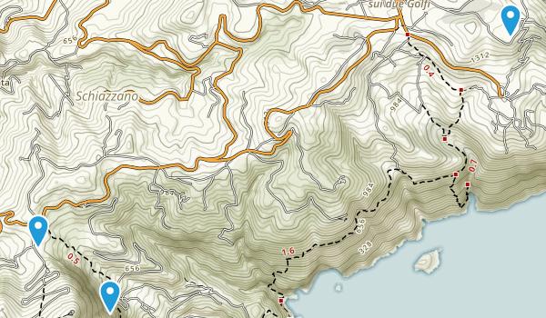 Coppetelle, Napoli Map