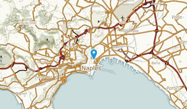Miano, Napoli Map