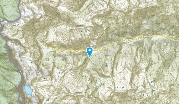 Balme, Piedmont Map
