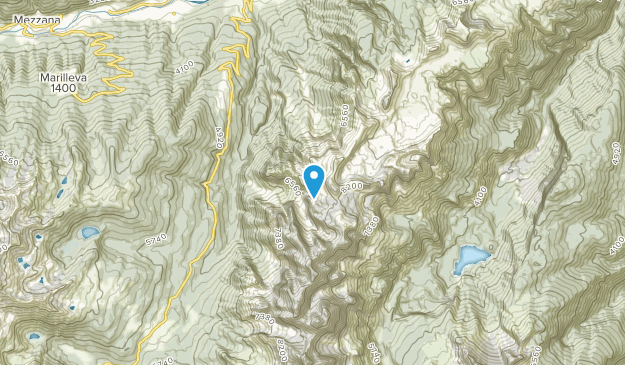 Dimaro Folgarida, Trentino-South Tyrol Map
