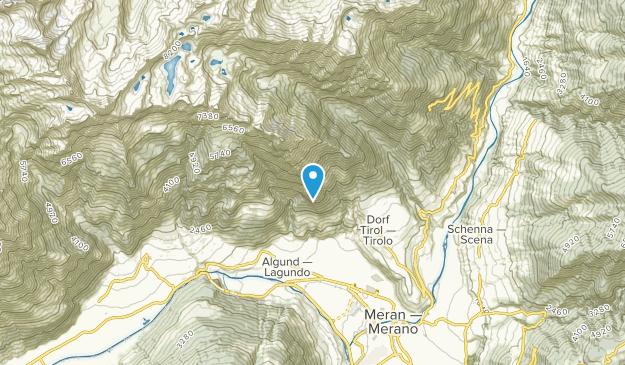 San Pietro, Trentino-South Tyrol Map