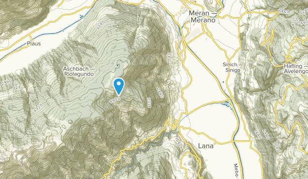 Tscherms, Trentino-South Tyrol Map