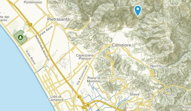Best Trails Near Camaiore Tuscany Italy Alltrails