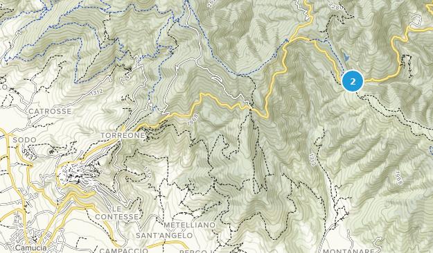 Best Trails near Cortona, Tuscany Italy | AllTrails