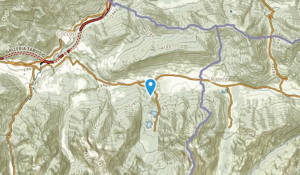 Tarvisio, Udine Map