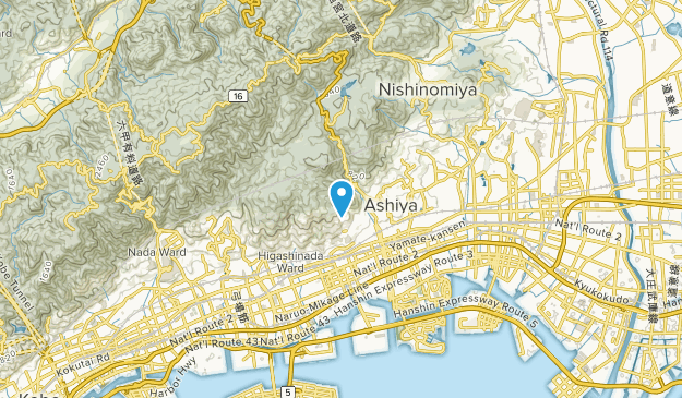Motoyamachō-Kitahata, Hyōgo Map
