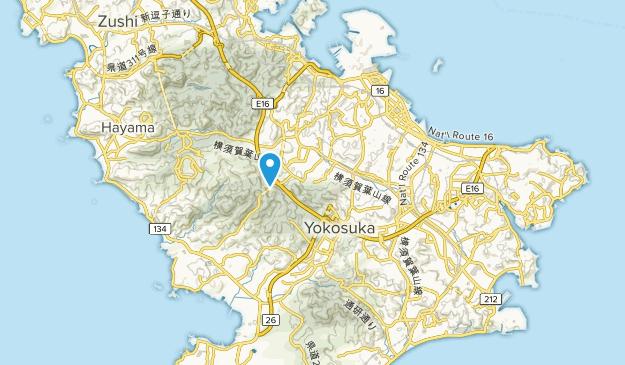 Best Trails near Yokosuka, Kanagawa Japan | AllTrails