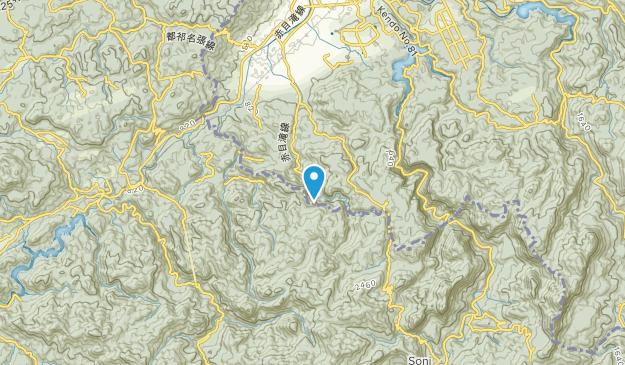 Akamechō-nagasaka, Mie Map