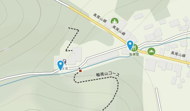Sōgayato, Tokyo Map