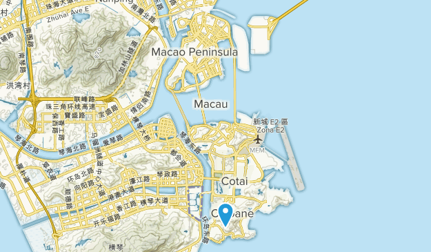 Best Trails in Macau Macau | AllTrails on san marino map, hong kong map, mongolia map, shanghai map, lijiang map, irrawaddy river map, indonesia map, dalian map, cotai map, chengdu map, wuhan map, macedonia map, asia map, china map, taipei map, beijing map, zhuhai map, kunming map, yangtze river map, suzhou map, guangzhou map, xiamen map, macau attractions, malta map, brunei map, shenzhen map, tianjin map, macau hotels, taipa map, niue map, huangshan map, vietnam map, nanjing map,
