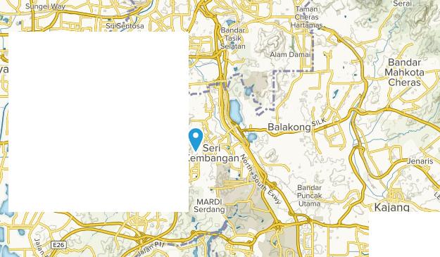 Beste Wege in der Nähe von Seri Kembangan, Selangor Malaysia ...