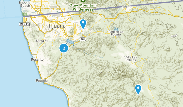 Best Trails Near Tijuana Baja California Mexico Alltrails