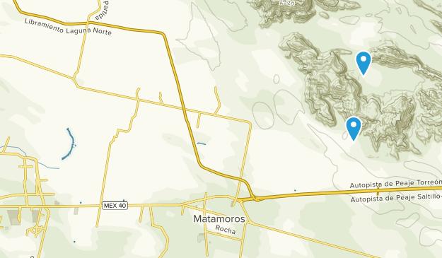 Best Trails near Matamoros, Coahuila Mexico | AllTrails