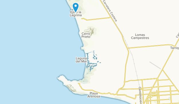 Puerto Peñasco, Sonora Map