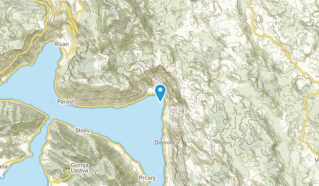 Kotor, Kotor Map