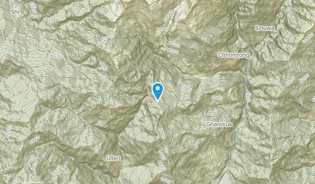 Liuikharka, Gandaki Map
