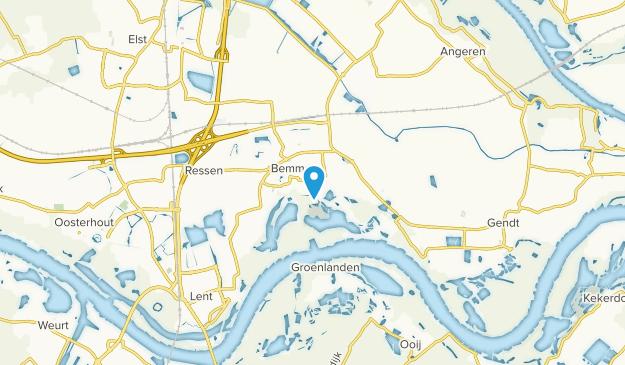 Bemmel, Gelderland Map