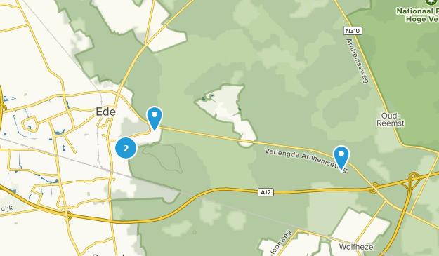 Ede, Gelderland Map