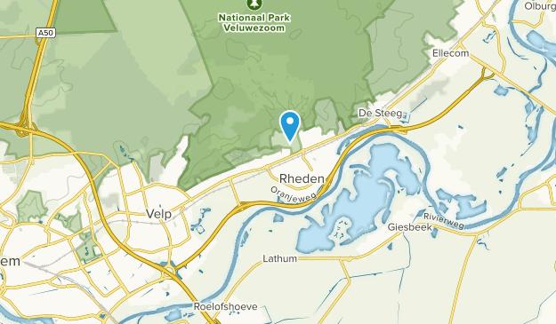 Rheden, Gelderland Map