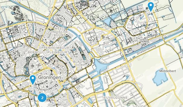 Beste Wege in der Nähe von Groningen, Provinz Groningen ...