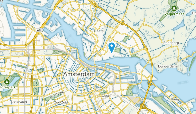 Amsterdam, Noord-Holland Map