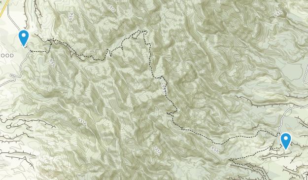 Hawkeswood, Canterbury Region Map
