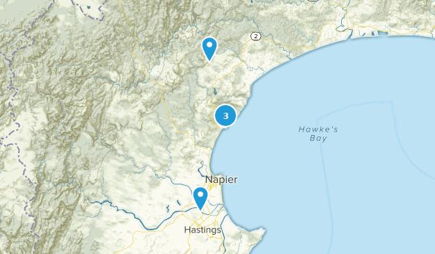 Napier New Zealand Map.Best Trails Near Napier Hawke S Bay New Zealand Alltrails