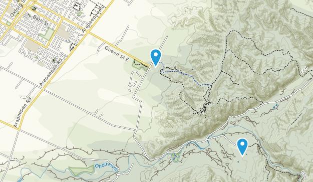 Levin, Manawatu-Wanganui Map