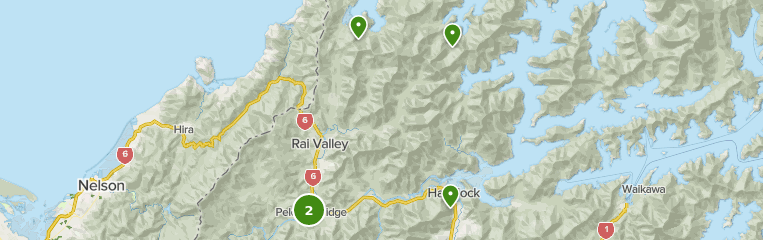 Best Trails Near Rai Valley Marlborough New Zealand Alltrails