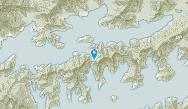 Portage, Marlborough Region Map