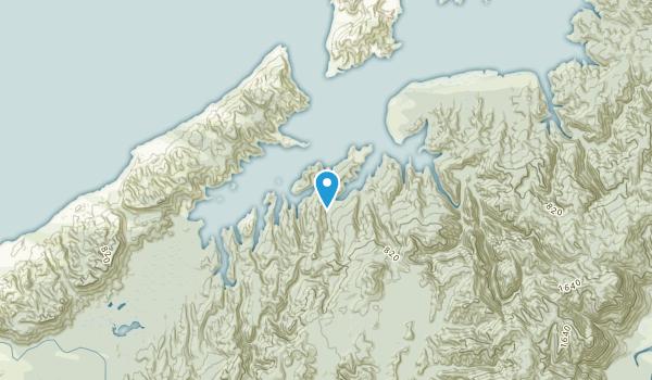 Rakopi, Tasman Region Map