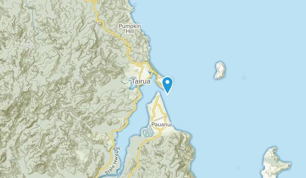 Waikato New Zealand Map.Best Trails Near Tairua Waikato New Zealand Alltrails