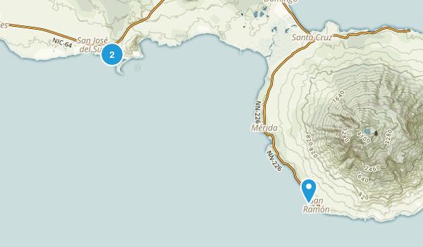 ALTAGRACIA, Rivas Map