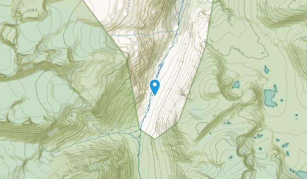 Spiterstulen, Oppland Map