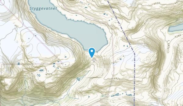 Fåberg, Sogn og Fjordane Map