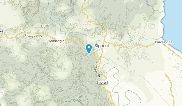 Gaongan, Camarines Sur Map