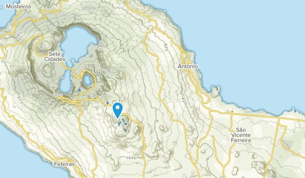 Santo António, Alentejo Map